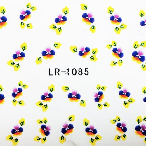 Sticker unghii water transfer LR-1085